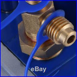 10CFM 2 Stage Air Conditioning A/C Refrigeration Vacuum Pump