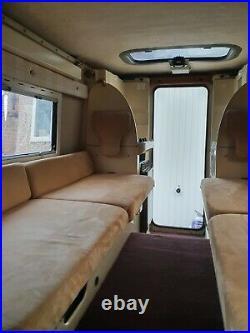 1998 Citroen C 15 Hylo Motorcaravan, Camper Motorhome, New Mot