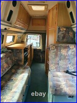 1999 Ford Auto Sleeper Autosleeper Campervan Motor Home Camper Motorhome