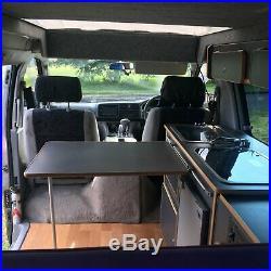 2002 Mazda Bongo Campervan, 79,250miles 12 mths MOT