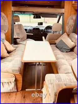 2004 (53) Mercedes Sprinter Auto-Trail Cheyenne 635 SE 316CDI 2.7 Diesel Auto