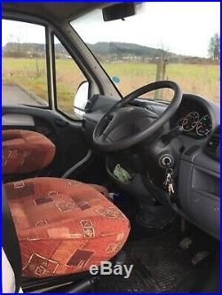 2004 Peugeot Boxer 290LX Mwb Hdi Motorhome Campervan