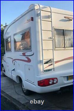 2005 Rapido 7094 2 Berth Motor Home