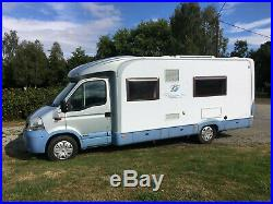 2006 Burstner Delfin T 700 Performance 3.0 L Two Owners 27,000 Miles Only