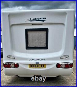 2006 Coachman Laser 590/4 touring caravan