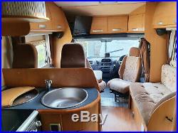 2006 Mercedes Semi-automatic Coachbuilt 4 Berth Motorhome CJ Trigano