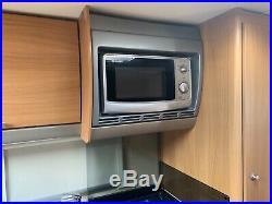 2008 / 09 Swift Charisma 570 6 Birth Caravan Motor Mover Solar Air Awning TV