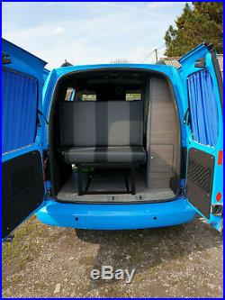 2010 Volkswagen Caddy Camper Campervan 2.0 Motorhome