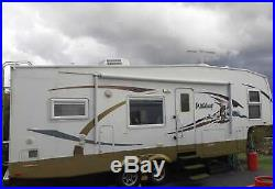 2010 Wildcat 5th wheeler by forest river