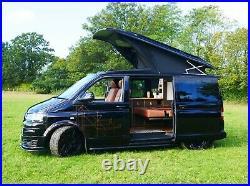 2012 62 VW Volkswagen Transporter T5.1 SWB High Line Camper Van