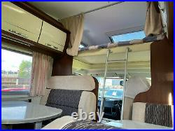 2013 Fiat Ducato Roller Team Auto-Roller 707 Motorhome 6 Berth 7 belted 2.3 TD