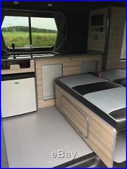 2013 Renault Trafic sportive 2/4 berth camper