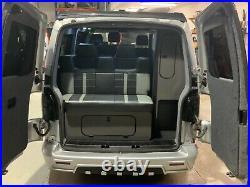 2014 (14) Vw T5.1 Transporter 4 Birth Camper Van 140ps 6 Speed Aircon 67k Miles