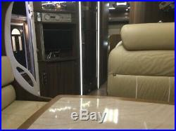 2014 Burstner Elegance i890