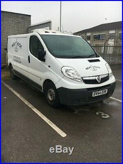 2014 Vauxhall Vivaro 2900CDTI LWB Refrigerated Van