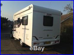 2016Motorhome, Lifestyle622, two berth, 4474miles, one owner, Norwich, viewing welcome