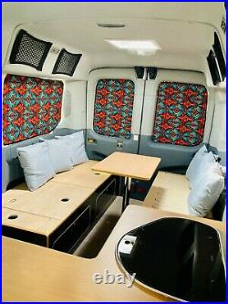 2016 American Import Ford Transit Twin Turbo V6 Campervan Conversion Motorhome