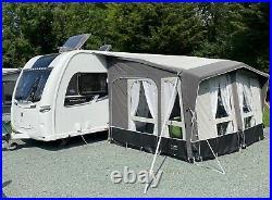 2016 Coachman Festival 575, 4 Berth, Fixed Bed, End Bathroom, Caravan SITE READY