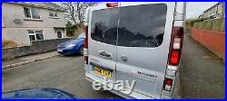 2016 Vauxhall Vivaro Campervan 85000miles FSH keyless entry and start auto ac