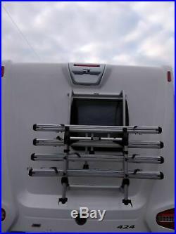 2017 Bessacarr e424 motorhome