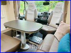 2018 Chausson 718 XLB special edition Fiat 5 berth 5 seat Belts Motorhome