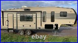 2018 Eurocruiser 885 lite Fifth wheel American Caravan RV Touring 5th wheel