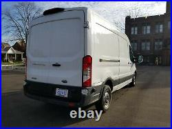 2018 Ford Transit Connect T350