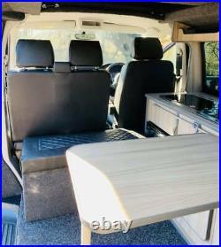 2018 Vw Volkswagen Transporter, T6 4 Berth Campervan, Pop Top, Warranty, New Mot