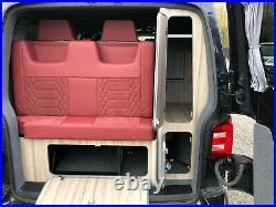 2020 69 Volkswagen Transporter T6 T30 Lwb Highline Bespoke One Off Camper Van