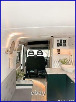 2 Berth Motorhome, Citroen Relay 2.2 HDi 35, L4H2 Campervan