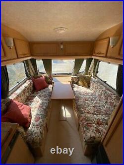 5 Berth Coachman Amara Wanderer 16/5 Touring Caravan & Dorema Awning
