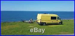 5 Berth, Off Grid, Family Campervan