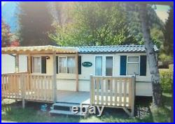 6 berth Mobile Home in France