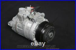 A0008306900 Mercedes W222 S 400 Air-Conditioning Compressor Refrigerant 100km