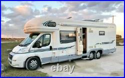 AUTO TRAIL CHIEFTAIN FIAT DUCATO 3.0L 160BHP FSH 6 berth Motorhome