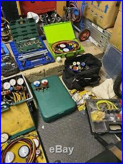 Air Conditioning & Refrigeration Tools