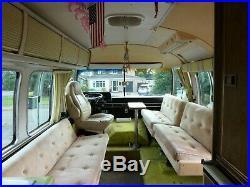 Airstream Argosy 20ft Motorhome 1975
