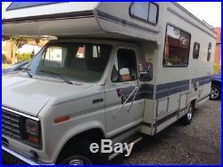 American motorhome rv 1991 ford e350 Gulf Stream