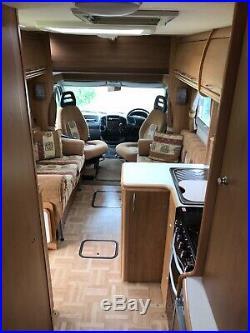 Autocruise Starblazer 2004 motorhome 2.8L diesel 6 berth low mileage 38620