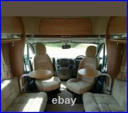 Autocruise Startrail 2010 Motorhome 4 Berth