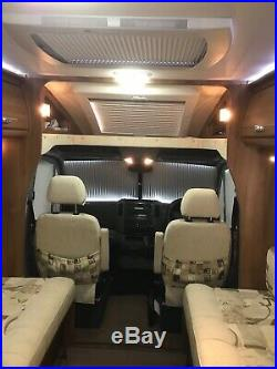 Autosleeper Whiltshire Duo Coachbuilt Motorhome 2013 with Mercedes Sprinter base