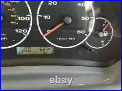Autotrail Cheyenne 635 SE 2003 4-Berth