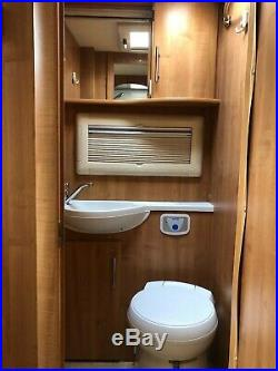 Autotrail Cheyenne 840D Lo-Line Fully Loaded with Multiple Non-Standard Extras