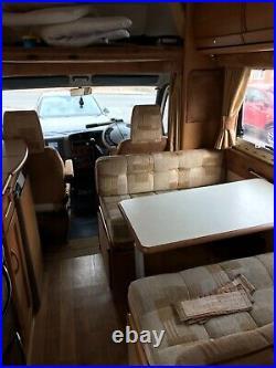 Autotrail Scout 6 berth Motorhome