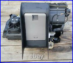 BMW E66 Rear Seat Refrigerator Cool Box Housing Air Conditioning Unit AC Parts