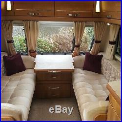 BUCCANEER Schooner Air Conditioned Caravan, with Self engaging Motor Movers