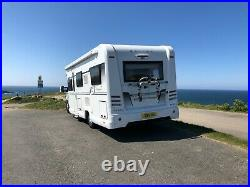 Bailey 796/6 Autograph 2020 Rear Lounge 6 Berth Only 3500 Miles