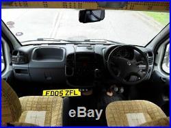 Bessacarr E435 Motorhome, Fiat Ducato, 2005 plus Citroen C1 Splash 2010