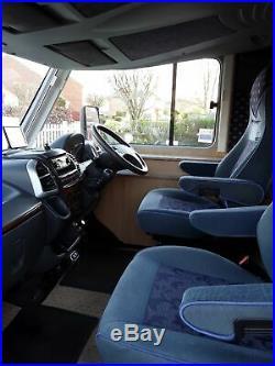 Burstner i681 elegance motorhome