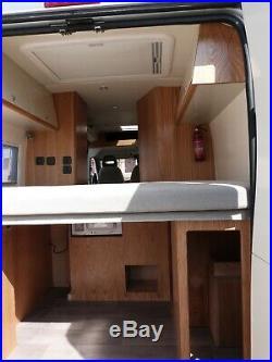 Camper Van Peugeot Boxer 2016 Professional Conversion
